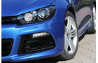 VW Scirocco R, Frontscheinwerfer