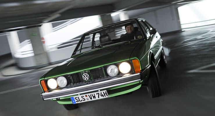 VW Scirocco TS