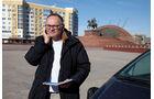 VW Sharan, Kasachstan Tag 16