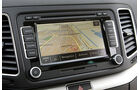 VW Sharan Navigationssystem