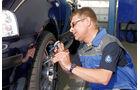 VW Sharan, TÜV-Kontrolle, Rad