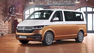 VW T 6.1 Facelift