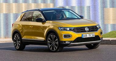 VW T-Roc Fahrbericht