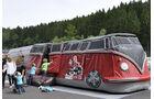 VW T1 Bus Hüpfburg
