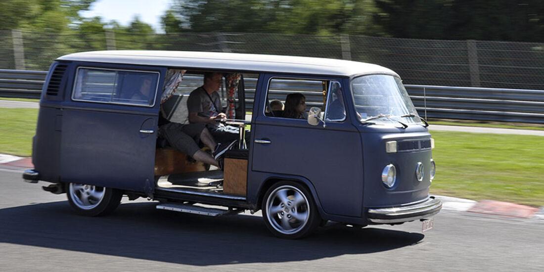 VW T2 Bus Camper