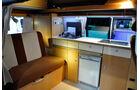 VW T5 Ausbauten, Dipa, Caravan Salon 2014