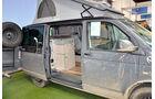 VW T5 Ausbauten, Terracamper, Caravan Salon 2014