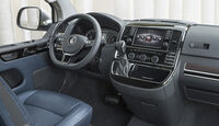 VW T5 Multivan Alltrack,Cockpit