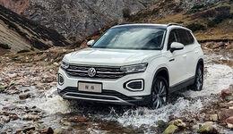 VW Tayron China