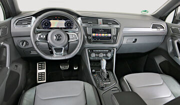 vw tiguan coup 2018 bilder preise marktstart daten. Black Bedroom Furniture Sets. Home Design Ideas