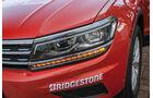 VW Tiguan 2.0 TSI 4Motion, Frontscheinwerfer
