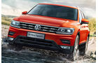 VW Tiguan Allspace / Tiguan L China-Version