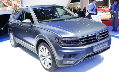 vw tiguan ii news auto motor und sport. Black Bedroom Furniture Sets. Home Design Ideas