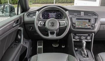 Vw Tiguan Biturbo Tdi So Fährt Der Neue Power Tiguan Auto Motor