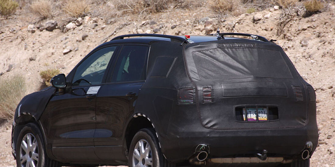 VW Touareg Erlk�nig