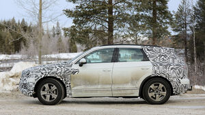VW Touareg Erlkönig