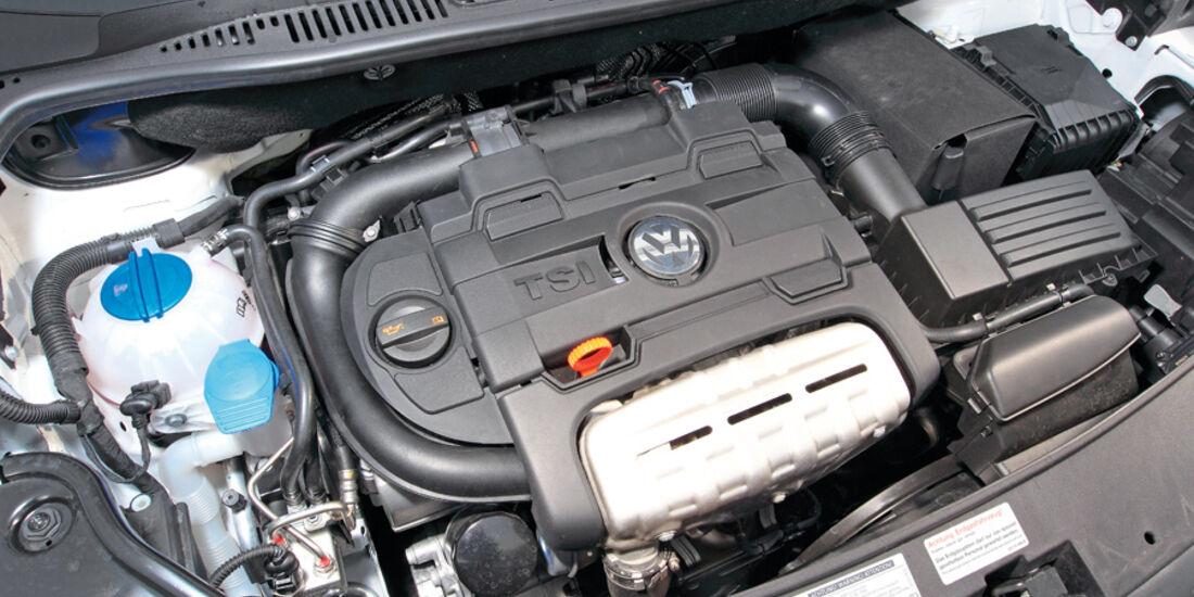 VW Touran 1.4 TSI, Motor
