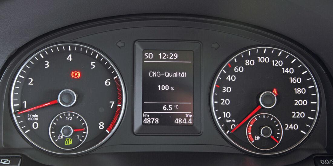 VW Touran, Rundinstrument