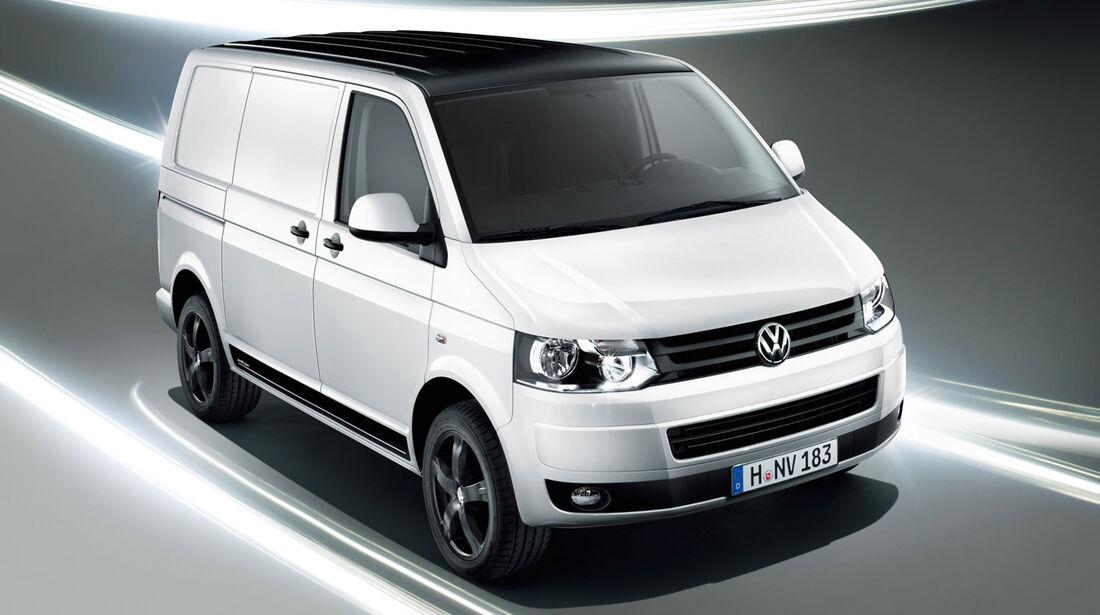 VW Transporter Edition, IAA Nutzfahrzeuge 2012