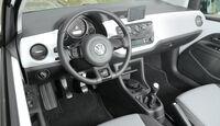 VW Up 1.0 White, Cockpit