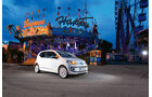 VW Up 1.0 White, Front