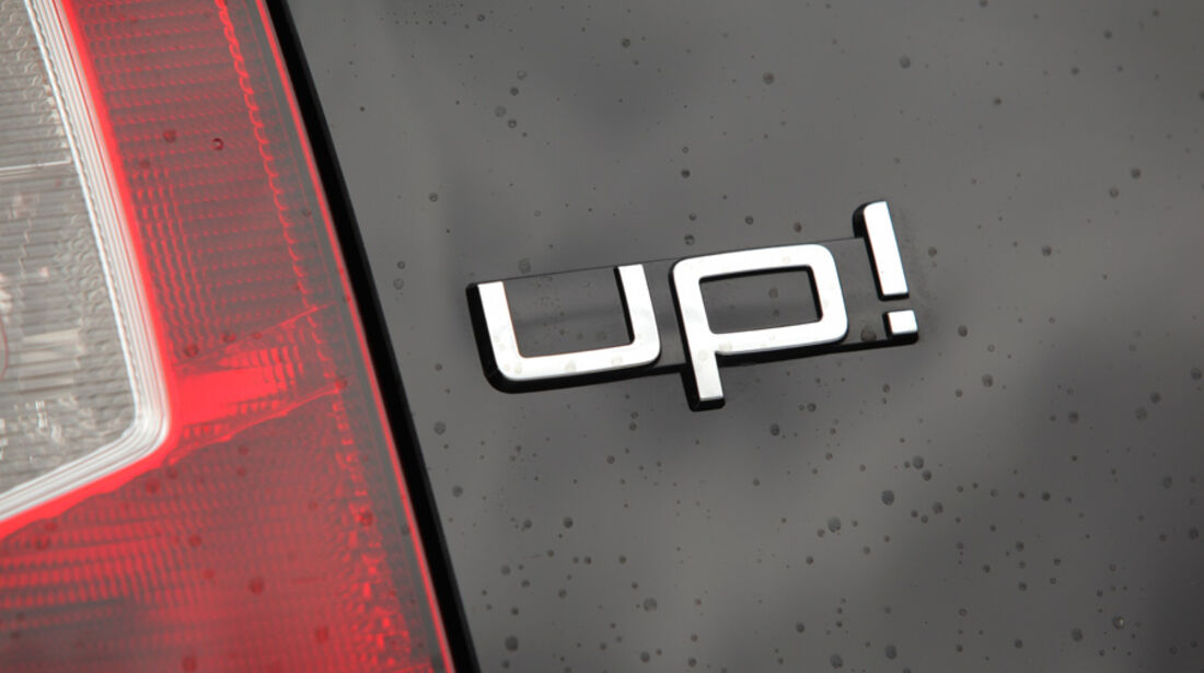 VW Up 1.0 White, Typenbezeichnung