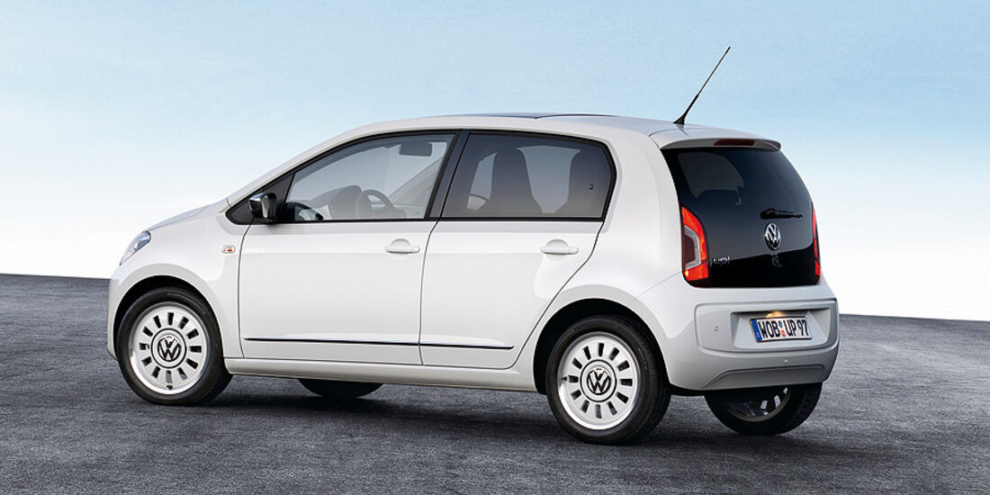 VW Up Viertürer