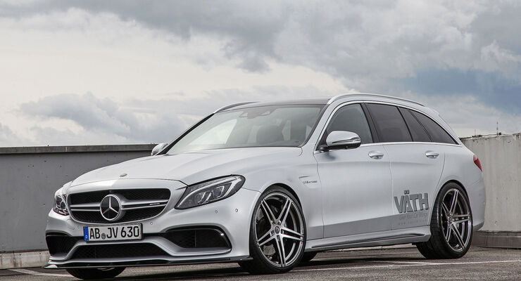 v th mercedes amg c 63 t modell 700 ps kombi rennt 340 km. Black Bedroom Furniture Sets. Home Design Ideas