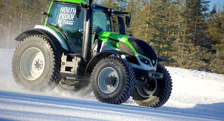 Valtra T234 Traktor Weltrekord