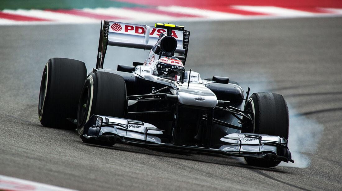 Valtteri Bottas - Formel 1 - 2013