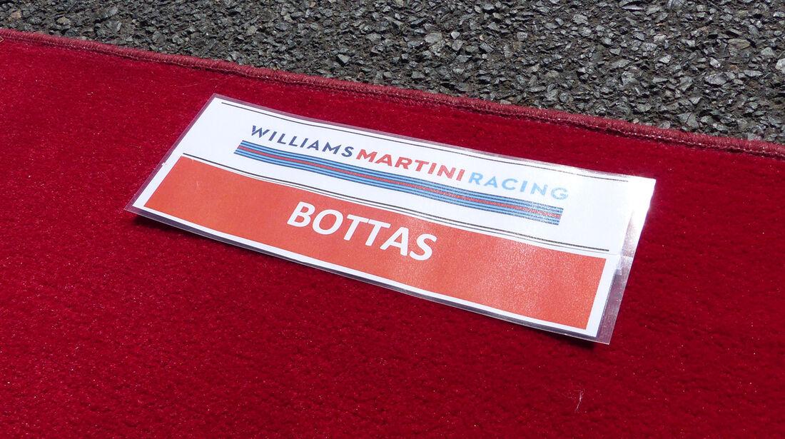 Valtteri Bottas - Formel 1 - GP Australien 2015