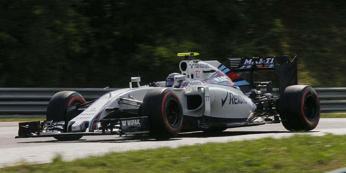 Valtteri Bottas - Formel 1 - GP Ungarn 2016