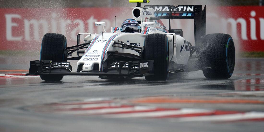 Valtteri Bottas - Formel 1 - GP Ungarn - 23. Juli 2016