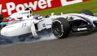Valtteri Bottas - GP Belgien 2014