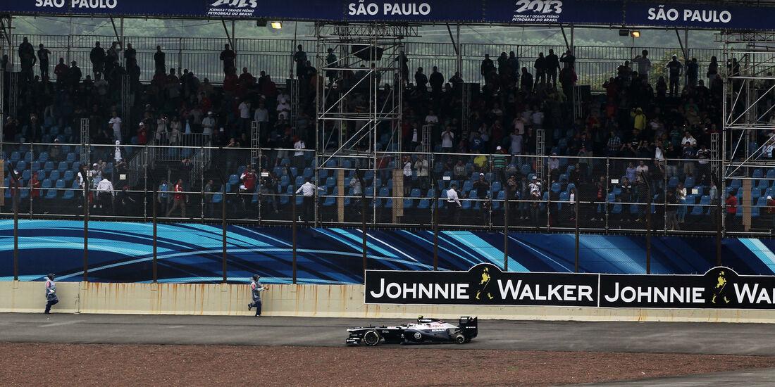 Valtteri Bottas - GP Brasilien 2013