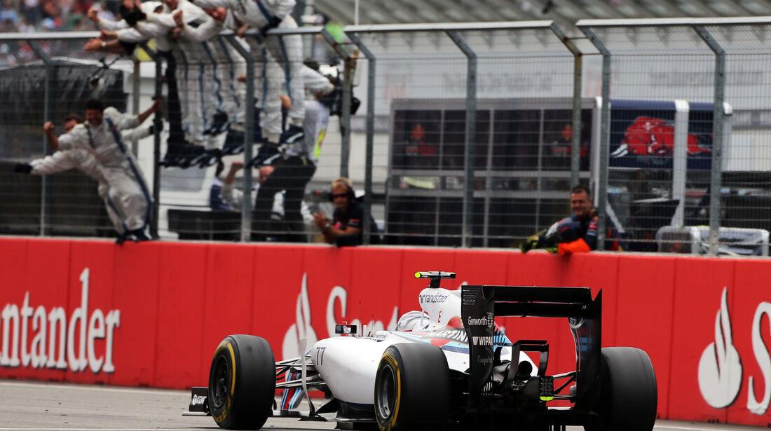 Valtteri Bottas - GP Deutschland 2014