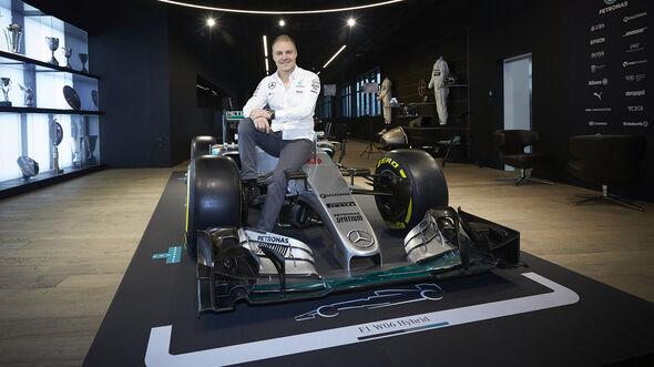 Valtteri Bottas - Mercedes - 2017