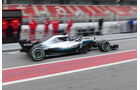 Valtteri Bottas - Mercedes - Barcelona F1-Test 2018 - Tag 1