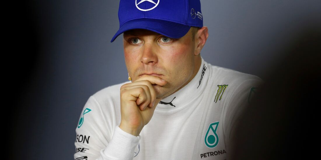 Valtteri Bottas - Mercedes - Formel 1 - GP Aserbaidschan - 28. April 2018