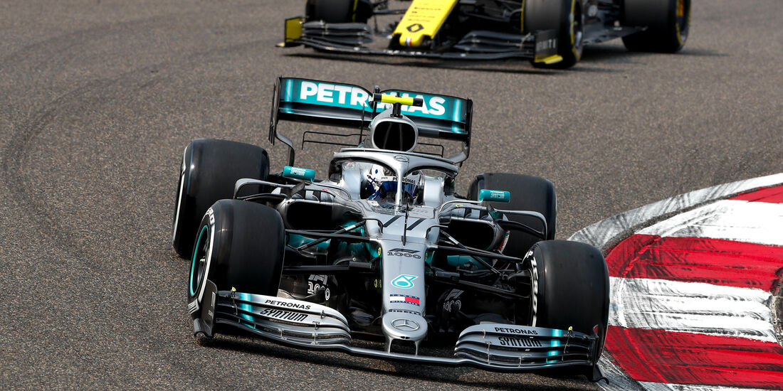 Valtteri Bottas - Mercedes - GP China 2019 - Shanghai