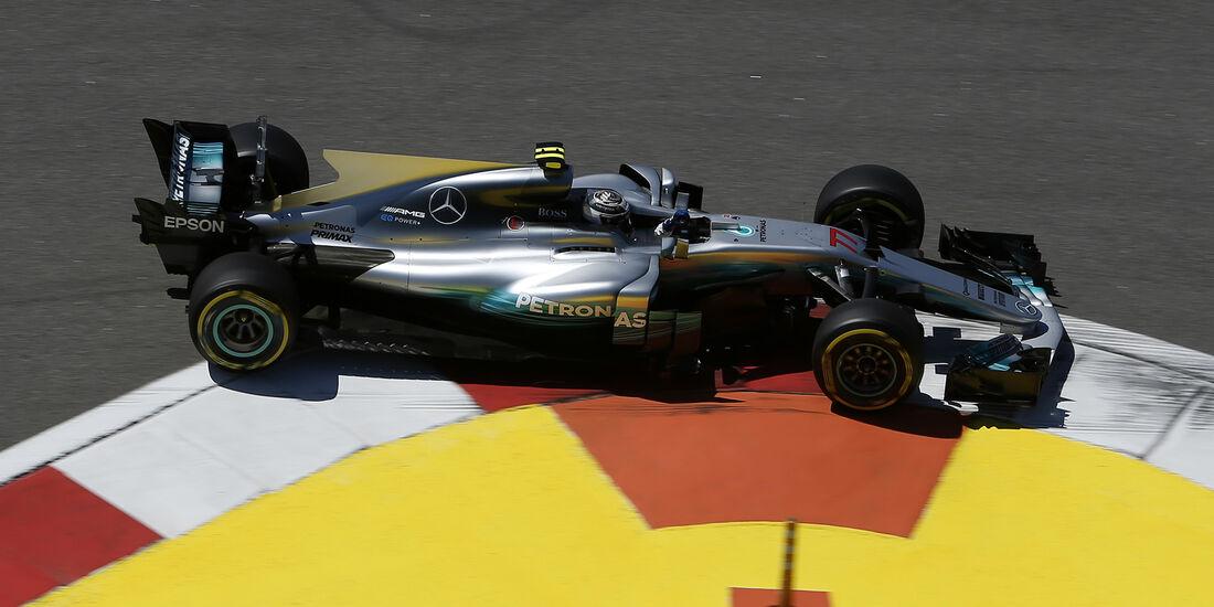 Valtteri Bottas - Mercedes - GP Russland - Sotschi  - Formel 1 - 28. April 2017