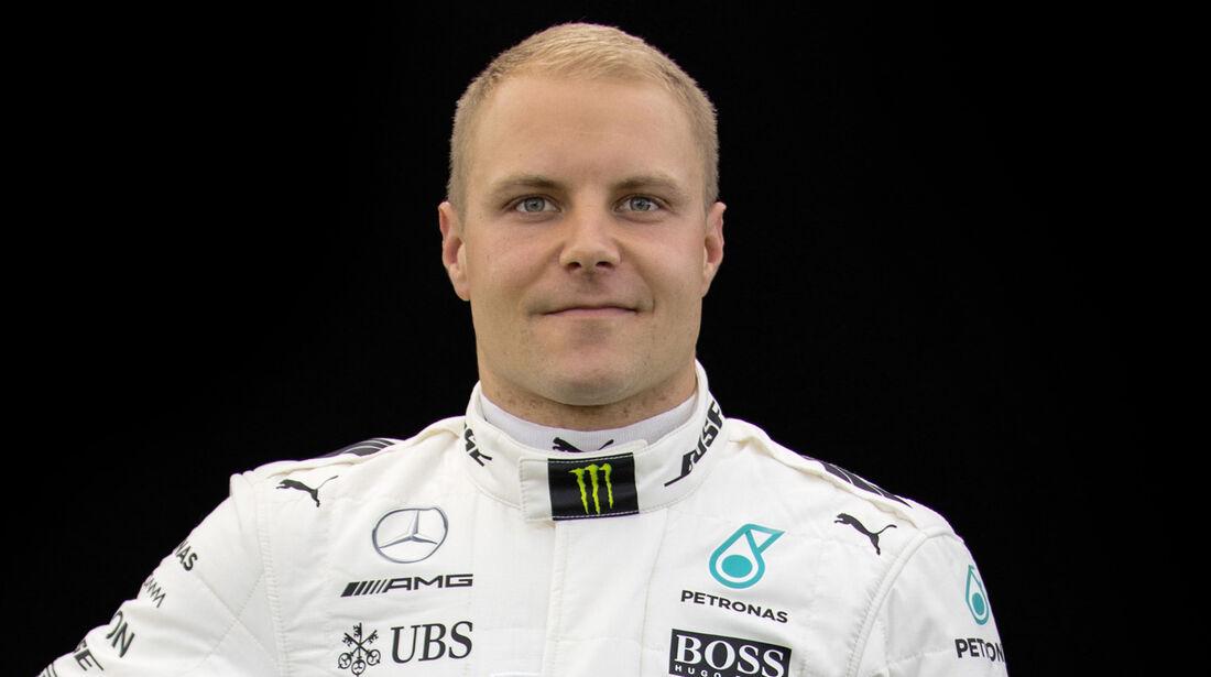Valtteri Bottas - Porträt - Formel 1 - 2017