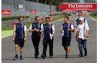 Valtteri Bottas - Williams - Formel 1 - GP Italien - 4. September 2014