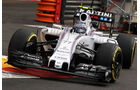 Valtteri Bottas - Williams - Formel 1 - GP Monaco - 21. Mai 2015