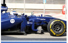 Valtteri Bottas - Williams - Formel 1 - Test - Bahrain - 27. Februar 2014