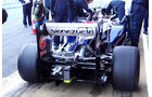Valtteri Bottas - Williams - Formel 1 - Test - Barcelona - 20. Februar 2013