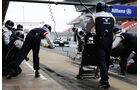 Valtteri Bottas, Williams, Formel 1-Test, Barcelona, 22. Februar 2013