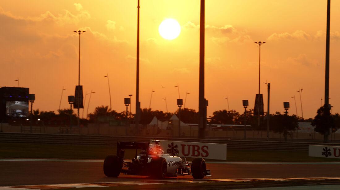 Valtteri Bottas - Williams - GP Abu Dhabi - 28. November 2015