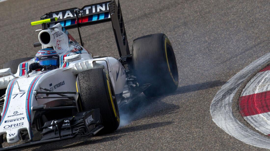 Valtteri Bottas - Williams - GP China 2016 - Shanghai - Rennen