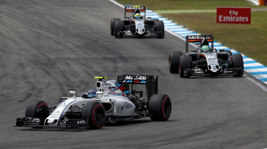 Valtteri Bottas - Williams - GP Deutschland 2016 - Hockenheim